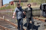 Hellbound Train video shoot. May 2016