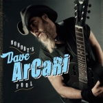 Nobody's Fool: Dave Arcari (2012) - fourth album-length solo CD from Dave Arcari (Dixiefrog Records)